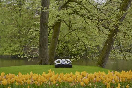 Tulips at Keukenhof Holland