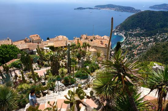Jardins Exotique Monaco