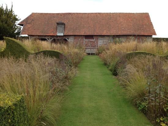 Jardin Plume Normandy garden