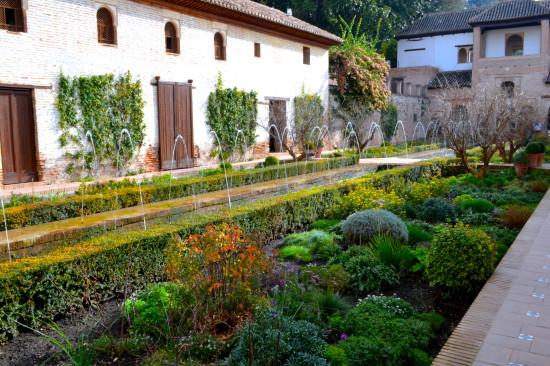 Gardens of Generalife
