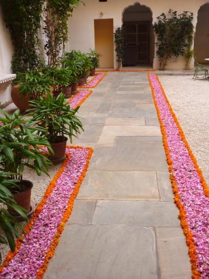 Samode Palace Rajasthan India