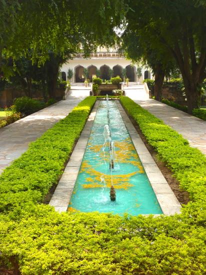 Samode Bagh Rajasthan India