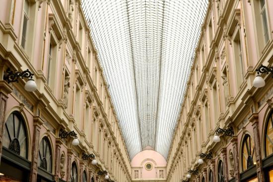Galeries Royales Saint-Hubert, Brussels