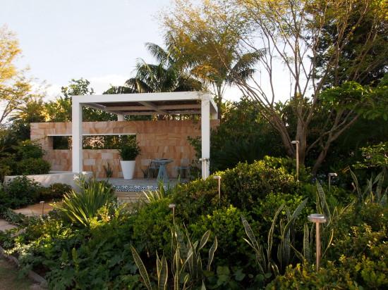 Myles Baldwin garden 'Sydney Gardenesque' at Australian Garden Show Sydney