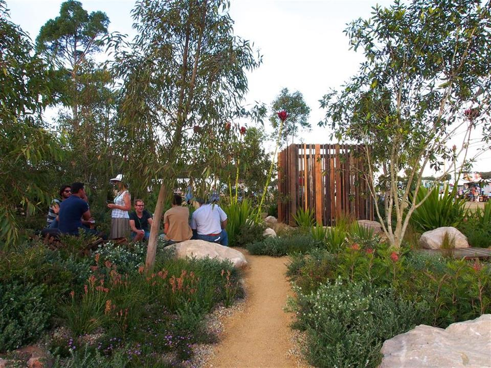 Australian garden show sydney ross garden tours for Landscape design courses brisbane