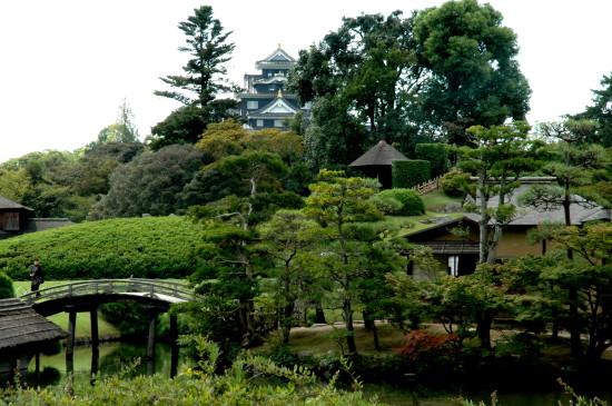 Koroku-en, Okayama