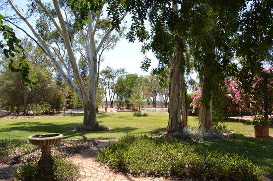 Ross Garden Tours Outback Queensland