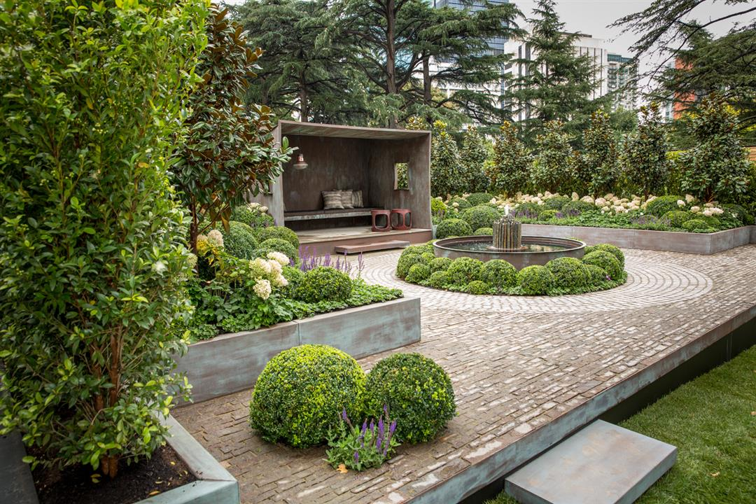 It s showtime melbourne ross garden tours for Landscape design melbourne