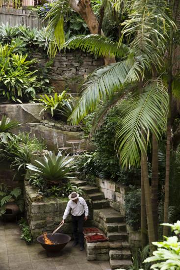 micheal-bates-north-sydney-open-garden-hidden-brugmansia-tropical-sandstone-brmeliad_54W3787