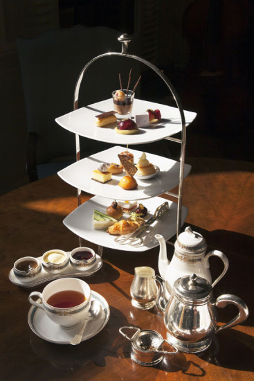 High time for High tea- Raffles style. Photo - Kittibowornphantnon/Shutterstock